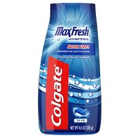 Colgate 2-in-1 Max Fresh Gel Toothpaste and Mouthwash - 4.6oz