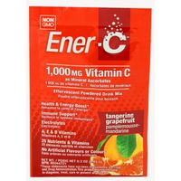Ener C 1,000 Mg Vitamin C Tangerine Grapefruit Effervescent Powdered Drink Mix