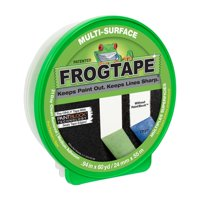 FrogTape Multi-Surface Painting Tape - Green, 0.94 in. x 60 yd.