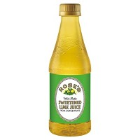 Rose's Sweetened Lime Juice - 12 fl oz Bottle