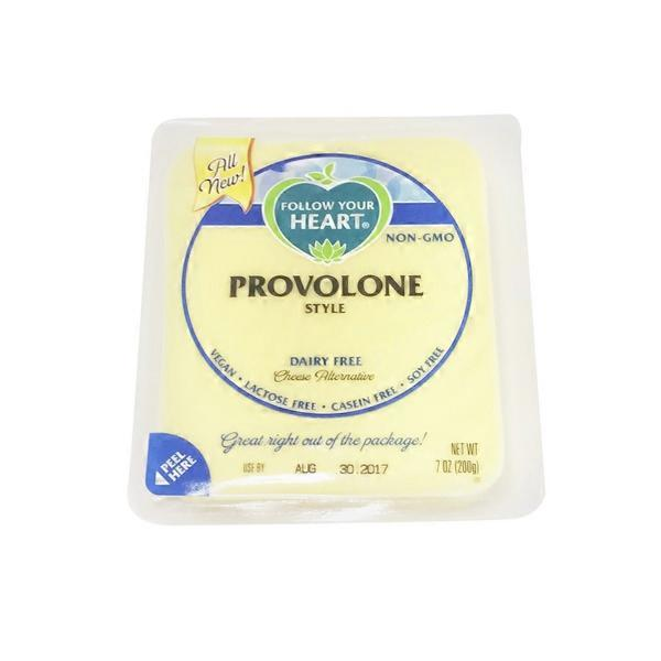 Follow Your Heart Provolone Style