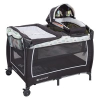 Baby Trend Lil Snooze Deluxe II Nursery Center