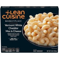 Lean Cuisine Marketplace Vermont White Cheddar Frozen Macaroni and Cheese - 8oz