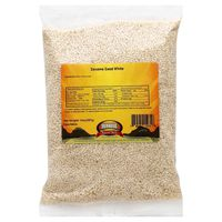 Sunrise Natural Foods Sesame Seed, White