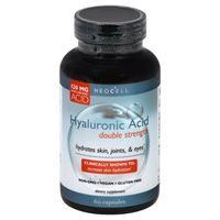 NeoCell Hyaluronic Acid, Double Strength, 120 mg, Capsules
