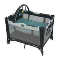 Graco Pack 'n Play On the Go Playard with Bassinet, Fletcher