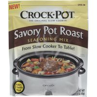 Crock Pot Savory Pot Roast Seasoning Mix