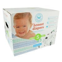 The Honest Company Diapers, Teal Tribal, Space Travel 5 (27+ Pounds)