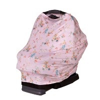 J.L. Childress 4-in-1 Multi-Use Cover Pink Floral