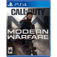 Call of Duty: Modern Warfare, Activision, PlayStation 4, 0047875884359