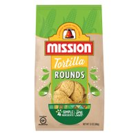 Mission Yellow Round Chips, 13 Oz.