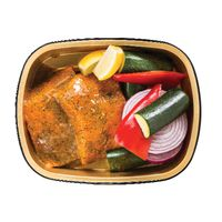 The Butcher Shop Citrus Herb Salmon One Pan Meal