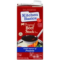 Kitchen Basics® All Natural Original Beef Stock