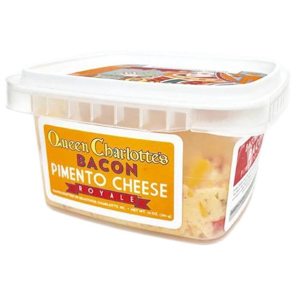 Queen Charlotte's Smoked Cheddar & Bacon Pimento Cheese
