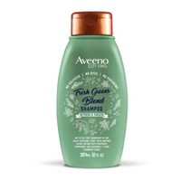 Aveeno Scalp Soothing Fresh Greens Blend Shampoo - 12 fl oz