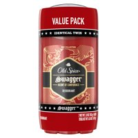 Old Spice Swagger Deodorant for Men Value Pack, 3oz (Pack of 2)