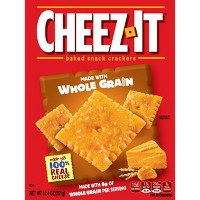 Cheez-It Whole Grain Baked Snack Crackers 12.4oz