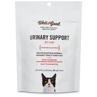 Well & Good Urinary Support Cat Chews