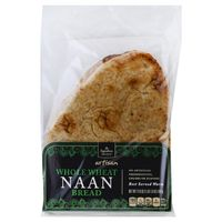 Signature Naan Bread, Artisan, Whole Wheat