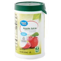 Great Value Frozen Apple Juice, 12 fl oz