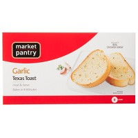 Garlic Frozen Texas Toast - 11.25oz - Market Pantry™