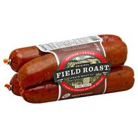 Field Roast Grain Meat Sausages Vegetarian Mexican Chipotle - 4 CT