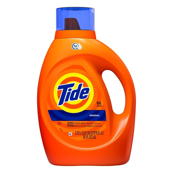 Tide Liquid Laundry Detergent, Original