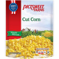 Pictsweet Farms Cut Corn, Stand Up Bag