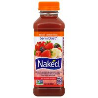 Naked Pure Fruit Berry Blast Juice Smoothie