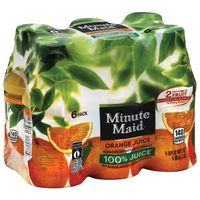 Minute Maid Juices To Go Orange Juice Drinks