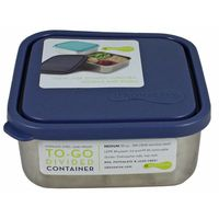 U Konserve Divided To Go Ocean Medium Stainless Steel Container