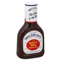 Sweet Baby Ray's Sweet 'n Spicy Barbecue Sauce - 18oz