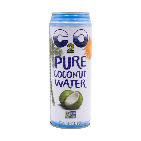 C2o pure coconut water Pure Coconut Water, 17.5 fl oz