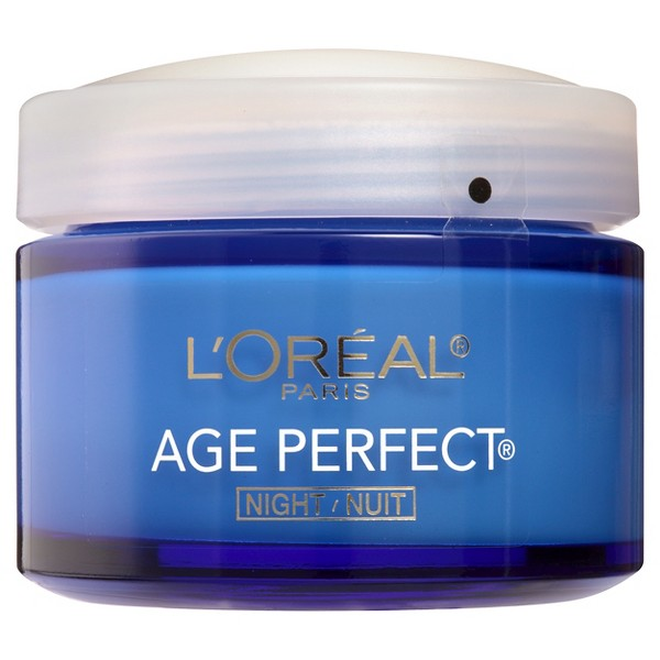L'Oreal Paris Age Perfect Night Cream 2.5oz