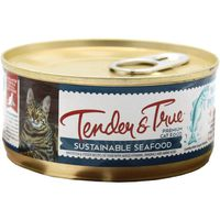 Tender And True Pet Food Whitefish & Potato Recipe Pate Cat Food