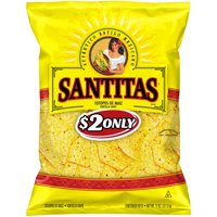 Santitas Yellow Corn Tortilla Chips, 11 Oz.