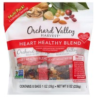 JBSS Orchard Valley Harvest Heart Healthy - 8oz