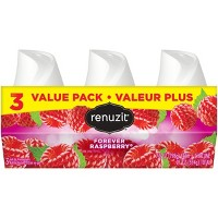 Renuzit Gel Air Freshener - Forever Raspberry - 7.0oz/3ct