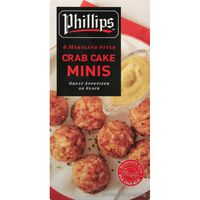 Phillips Crab Cakes, Maryland Style, Minis