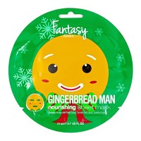 Masque Bar Ginger Bread Man Nourishing Sheet Mask - 0.70 fl oz