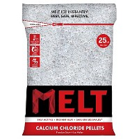 Snow Joe Calcium Chloride Ice Melt Pellets - 25 LB