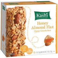 Kashi ® Kashi® Chewy Granola Bars Honey Almond Flax