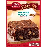 Betty Crocker Walnut Brownie Mix - 16.5oz