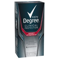 Degree Men Clinical Protection Sport Strength Antiperspirant & Deodorant Stick - 1.7oz
