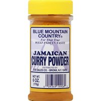 Mountain Country Curry Powder, Jamaican