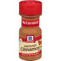 McCormick Classic Ground Cinnamon Shaker Bottle, 2.37 oz