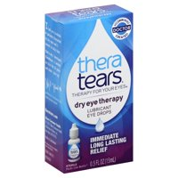 TheraTears Lubricant Eye Drops, 0.5-Ounce Bottle
