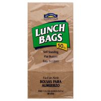 Hill Country Fare Paper Lunch Bags
