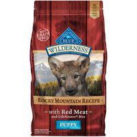 Blue Food for Puppies, Natural, Rocky Mountain Recipe