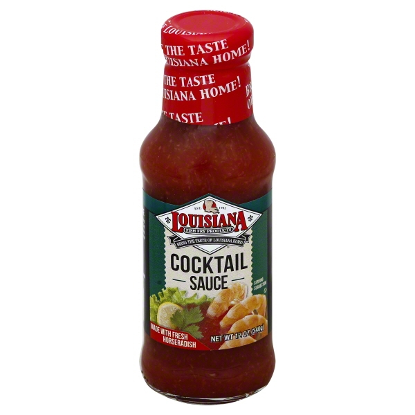 Louisiana Cocktail Sauce 12 Oz From Walmart In Houston Tx Burpy Com
